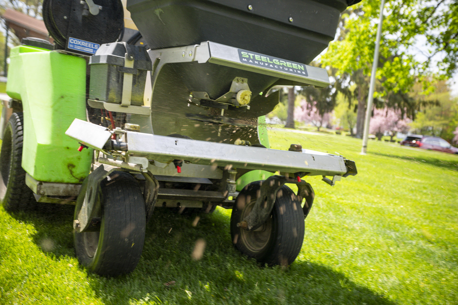 Lawn care services in Easton
