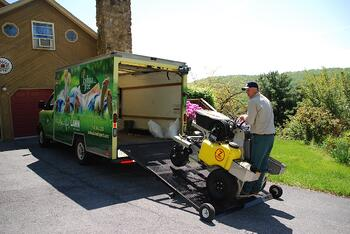 Options for the best lawn care services in Allentown, Bethlehem and Easton, PA.