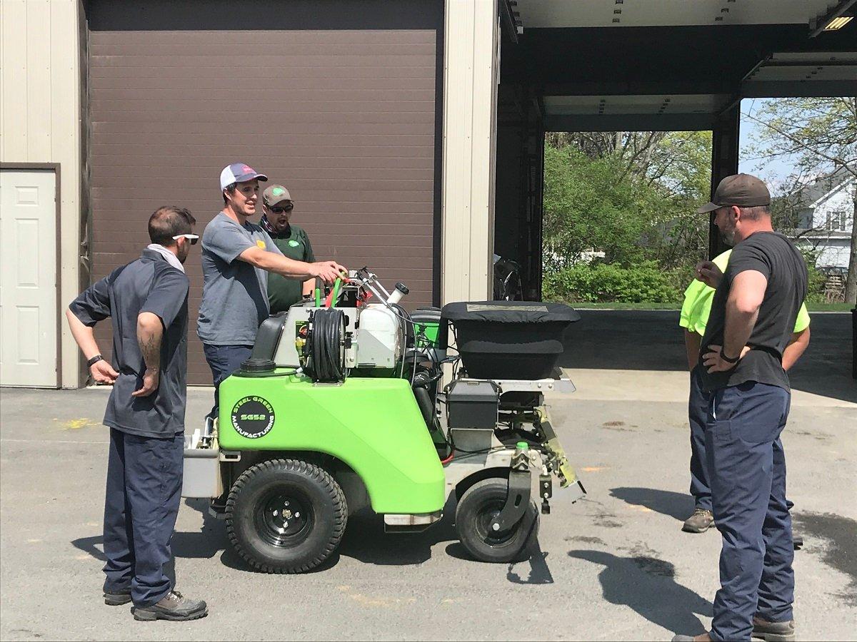 Joshua Tree equipment training