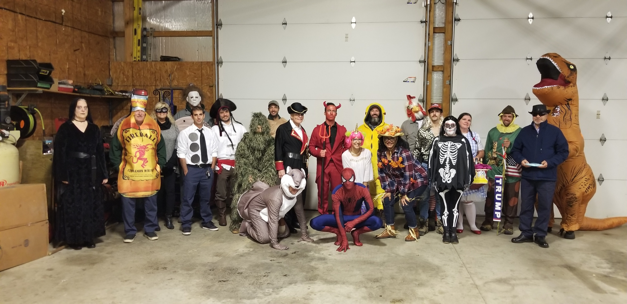 Joshua Tree halloween party