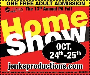 Jenks PA Fall 2015 Exhibitor