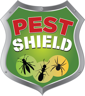 Joshua Tree pest control Pest Shield logo