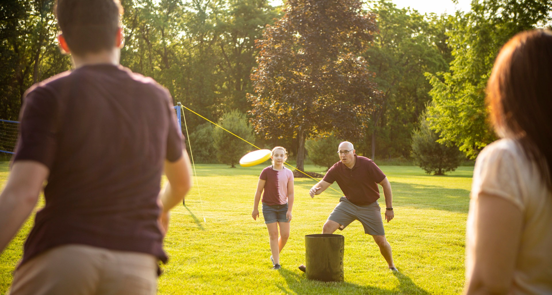 lawn with lawn care services
